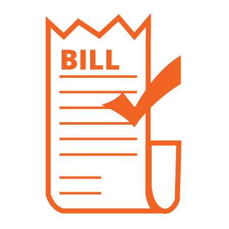 Register for e-bill